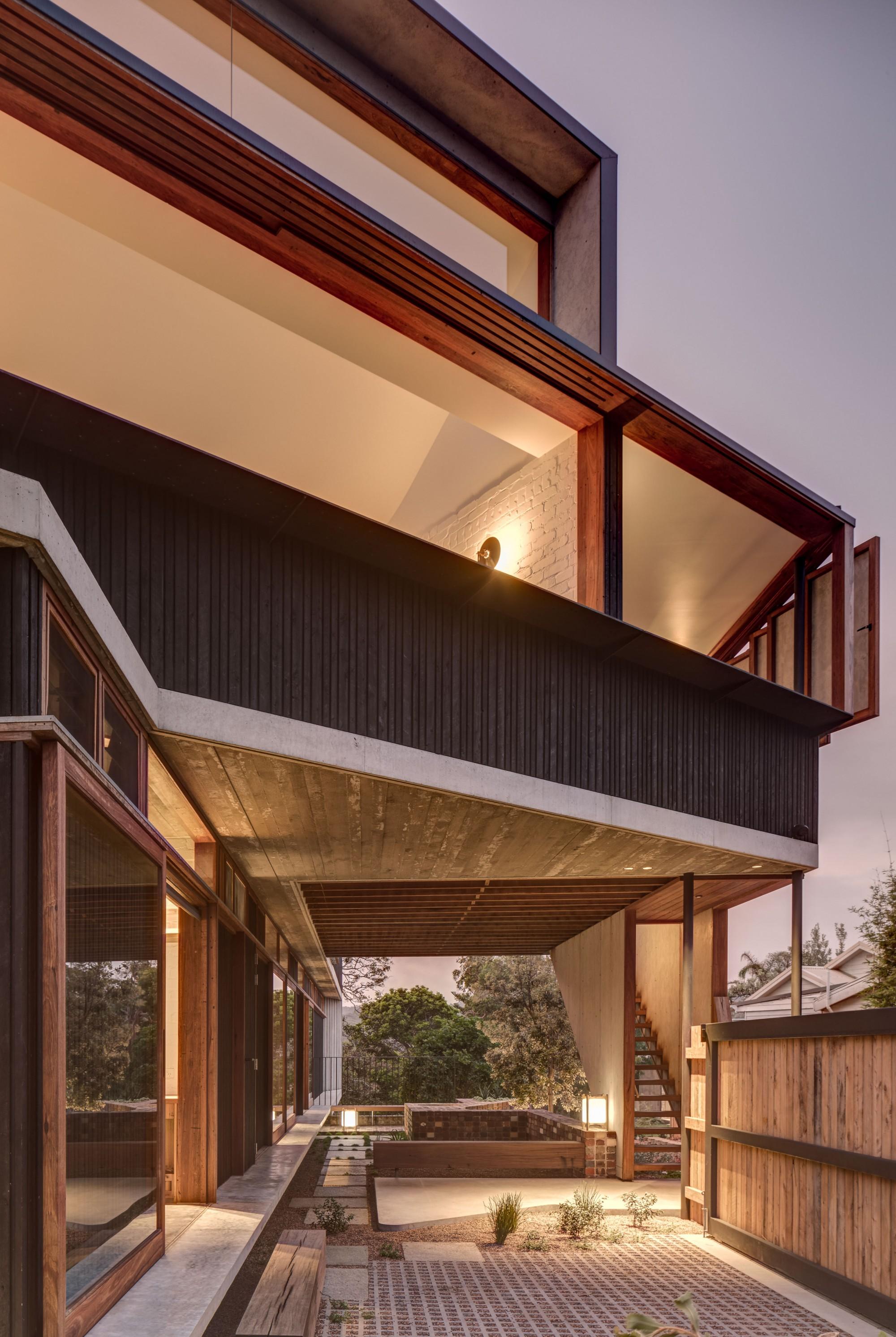 Breezeway House